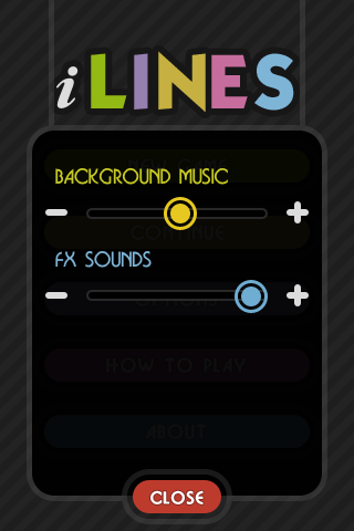 Screenshot iLines Free